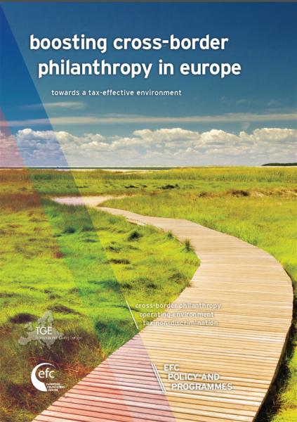 Boosting cross-border Philanthropy in Europe